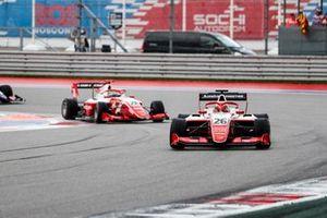 Marcus Armstrong, PREMA Racing and Robert Shwartzman, PREMA Racing