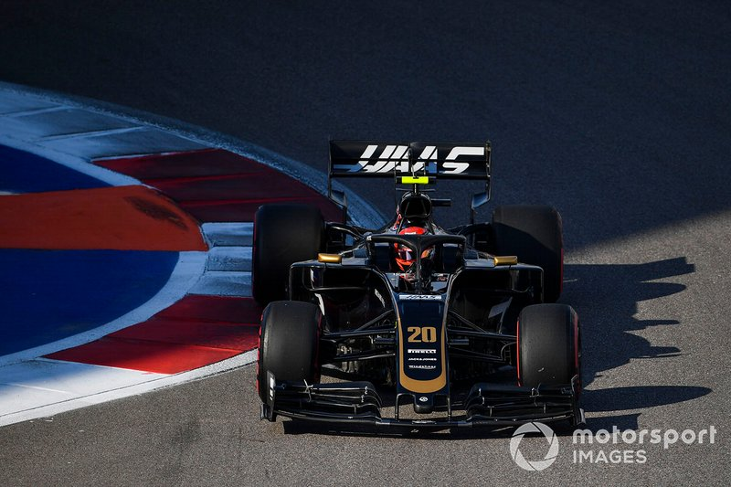 Magnussen and Steiner left frustrated by penalty