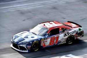 Erik Jones, XCI Racing, Toyota Supra iK9 Stars and Stripes