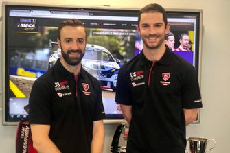 Alexander Rossi and James Hinchcliffe, Walkinshaw Andretti United