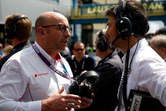 Руководитель Audi Sport Team WRT Венсан Восс