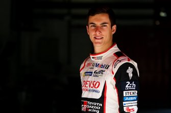 Thomas Laurent, Toyota Gazoo Racing