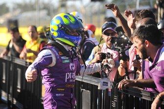 Julio Campos comemora pole position em Santa Cruz do Sul
