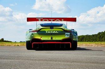Imagen nueva del Aston Martin Racing Vantage GTE.