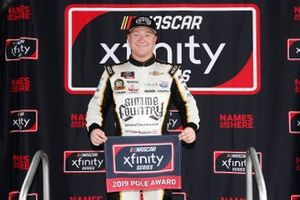 Ganador de la pole Tyler Reddick, Richard Childress Racing, Chevrolet Camaro Pilot Flying J
