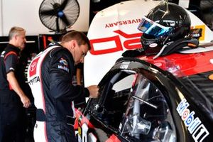 Parker Kligerman, Gaunt Brothers Racing, Toyota Camry TRD 40 Aniversario