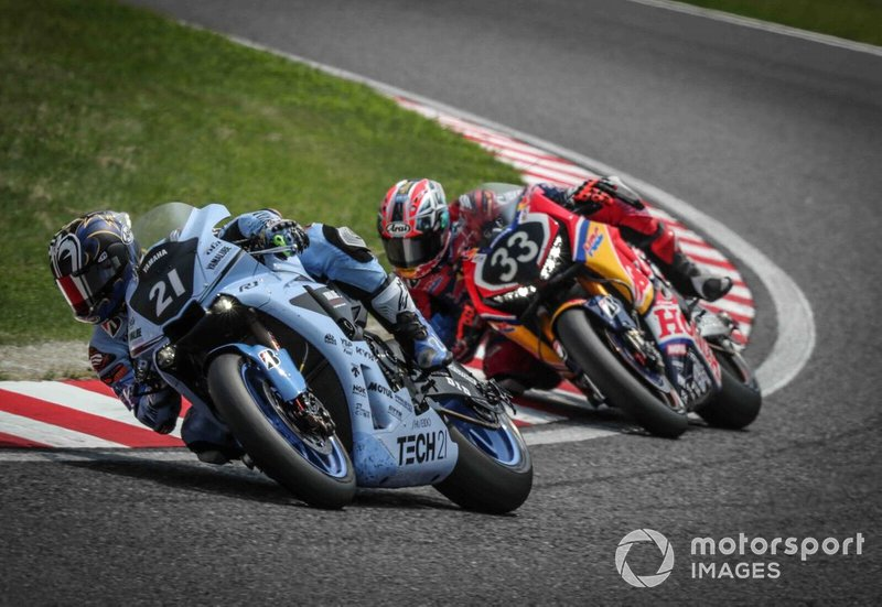 Yamaha Factory Racing, Red Bull Honda