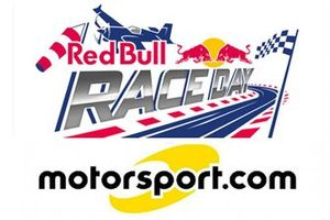 Collaborazione fra il Red Bull Race Day e Motorsport.com Svizzera, logotipo