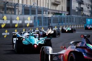 Oliver Turvey, NIO Formula E, NIO Sport 004, Pascal Wehrlein, Mahindra Racing, M5 Electro