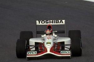 Aguri Suzuki, Footwork FA13 Mugen-Honda