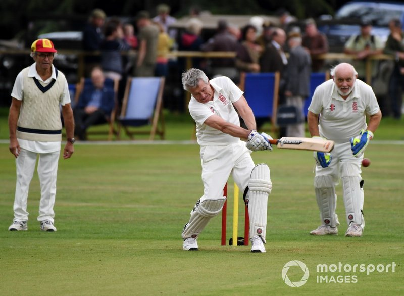Cricket Match Tiff Needell