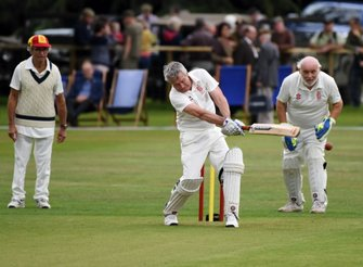Cricket Match Tiff Needell