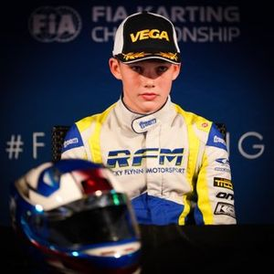 Thomas ten Brinke, 2019 FIA Karting World Champion - OK Junior