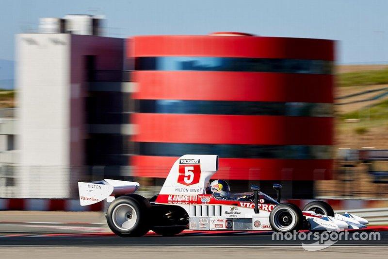 Carlos Sainz, Formula 5000