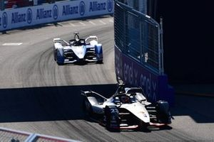Sébastien Buemi, Nissan e.Dams, Nissan IMO1 Alexander Sims, BMW I Andretti Motorsports, BMW iFE.18