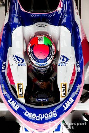 Sergio Pérez, Racing Point
