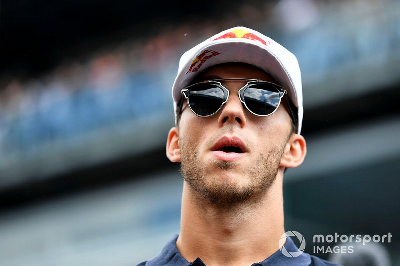 Pierre Gasly, Toro Rosso, 8 puan
