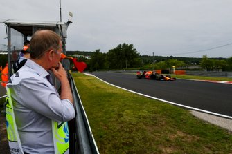 Martin Brundle, Sky Sports F1, Max Verstappen, Red Bull Racing RB15