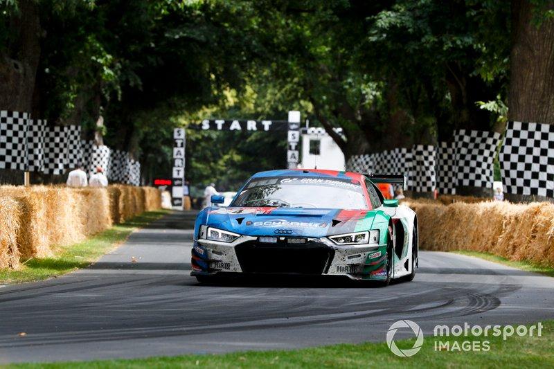 Audi R8 LMS GT3, Winner 24h Nürburgring