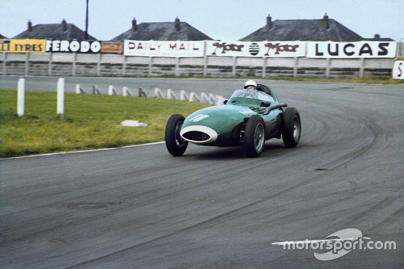 7. GP de Gran Bretaña 1957 (Vanwall VW4) - 1º