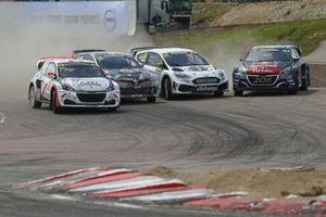 Start der Rallycross-WM 2019 in Höljes