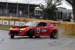Райан Турк, Toyota Ferrari GT4586
