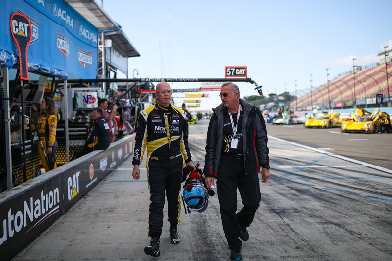#38 Performance Tech Motorsports ORECA LMP2, LMP2: Cameron Cassels