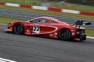 #22 Balfe Motorsport McLaren 650S GT3: Shaun Balfe, Rob Bell