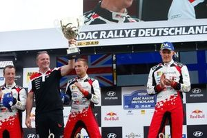 Tommi Makinen, Ott Tänak, Toyota Gazoo Racing