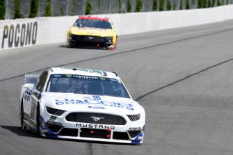 B.J. McLeod, Petty Ware Racing, Ford Mustang JACOB COMPANIES / POCONO ORGANICS, Austin Theriault, Rick Ware Racing, Chevrolet Camaro TRICK SHOT / BANGOR SAVINGS BANK