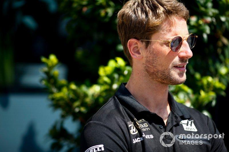 Romain Grosjean (confirmado para 2020)