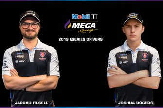 Joshua Rogers, Jarrad Filsell, Walkinshaw Andretti United