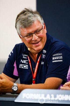 Otmar Szafnauer, Team Principal et PDG, Racing Point