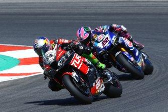Toprak Razgatlioglu, Turkish Puccetti Racing, Alex Lowes, Pata Yamaha