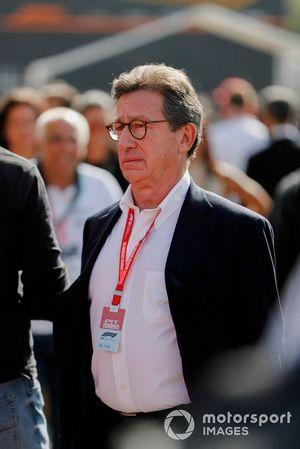 Louis C. Camilleri, PDG de Philip Morris