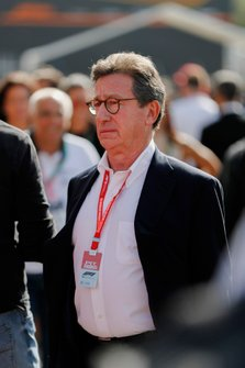 Louis C. Camilleri, CEO, Philip Morris