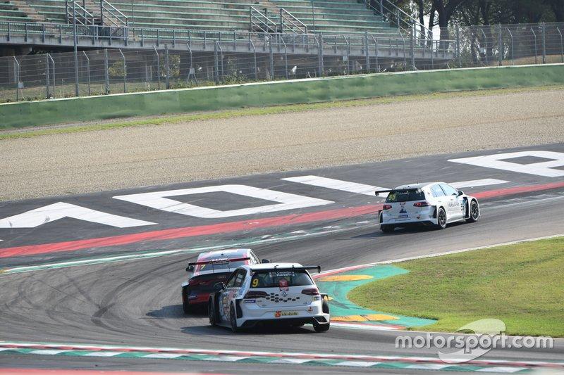 Simone Patrinicola, Marco Cenedese, Volkswagen Golf GTI TCR