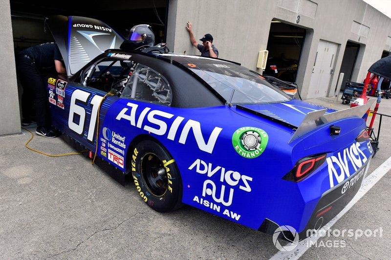 Austin Hill, Motorsports Business Management, Toyota Supra Aisin Group