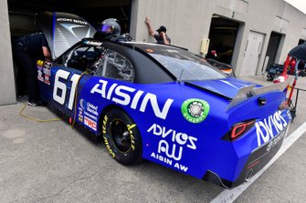 Austin Hill, Motorsports Business Management, Toyota Supra Aisin Group