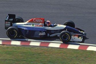 Ukyo Katayama, Tyrrell 021
