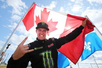Winner Andreas Bakkerud, Monster Energy RX Cartel