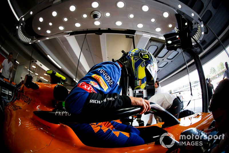 19: Lando Norris, McLaren, 1'13.333 (back of grid start)