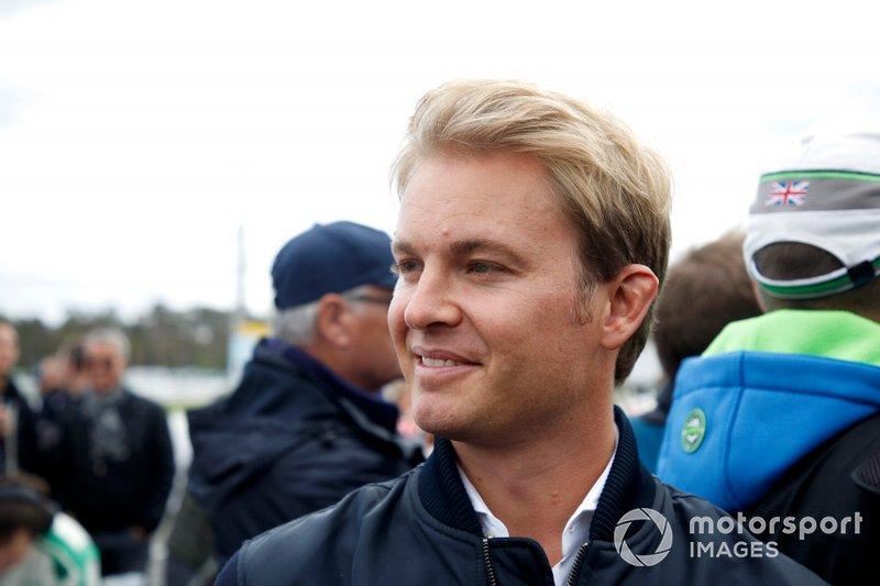 #7 Nico Rosberg