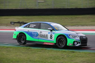 Ermanno Dionisio, Giacomo Barri, BF Motorsport, Audi RS 3 LMS TCR