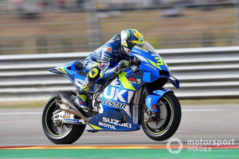 9º Joan Mir, Team Suzuki MotoGP