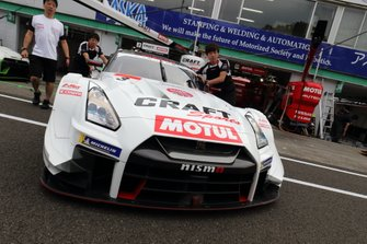 #3 B-Max Racing team Nissan GT-R
