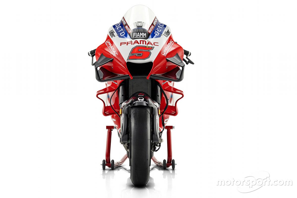 La moto de Johann Zarco