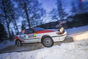 Romania Winter Rally