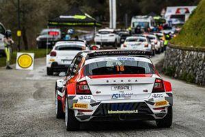 Alessio Profeta, Sergio Raccuia, Island Motorsport, Skoda Fabia Rally2 Evo
