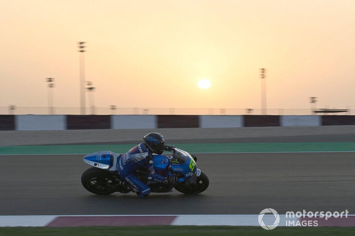 26º Sylvain Guintoli, Team Suzuki MotoGP - 1:55.642